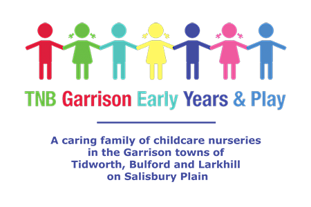 TNB Garrison Early Years and Play logo